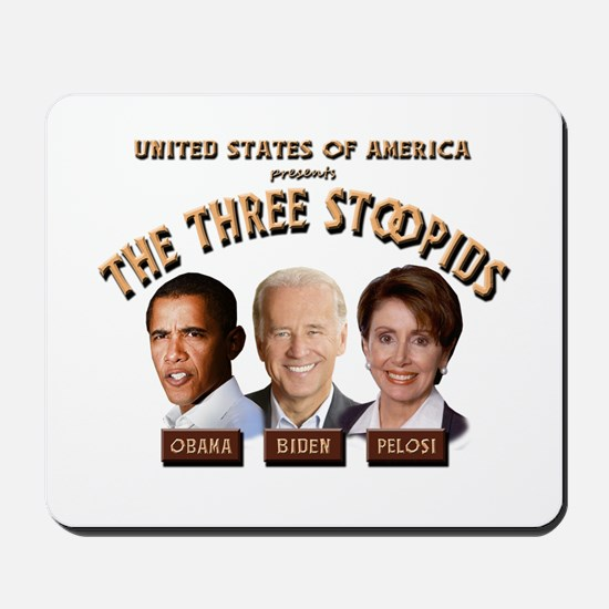 The Three Stoopids Mousepad
