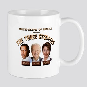 The Three Stoopids Mug