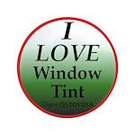 """Dark Window Tint 3.5"""" Button"""