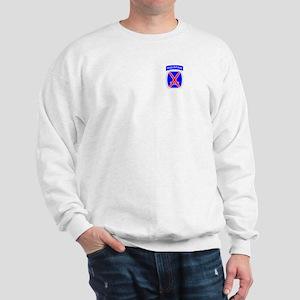 10th Mountain Division Sweatshirt