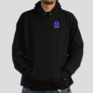 10th Mountain Division Hoodie (dark)