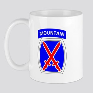10th Mountain Division Mug