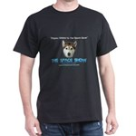 Pepper White Text Transparent Background T-Shirt