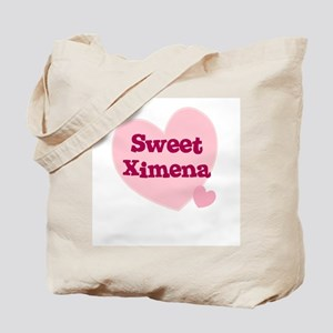 Sweet Ximena Tote Bag