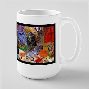 Purse Pond Large Mug