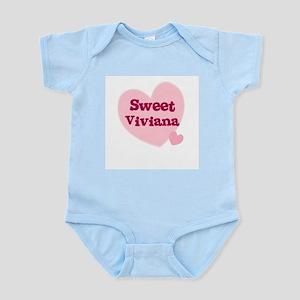 Sweet Viviana Infant Creeper