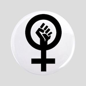 "Feminism Now 3.5"" Button"
