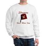 Shriners have more fun Sweatshirt