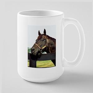 Seattle Slew Large Mug