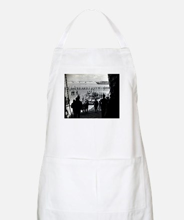 WWII D-Day BBQ Apron