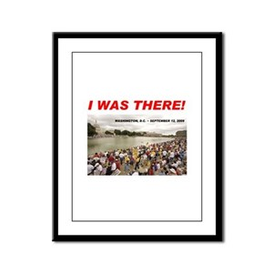 A MILLION OR MORE Framed Panel Print