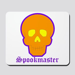 Spookmaster Mousepad