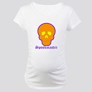 Spookmaster Maternity T-Shirt