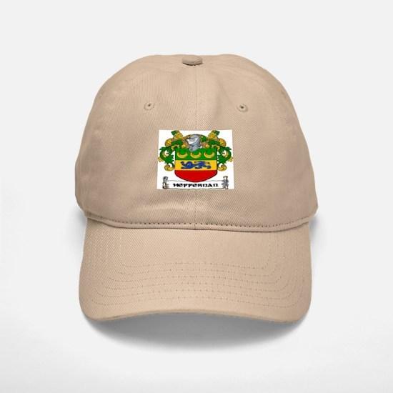 Heffernan Coat of Arms Baseball Baseball Baseball Cap