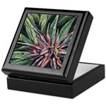Cannabis Art Keepsake Box (Purple Power)