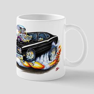 Duster Light Blue Car Mug