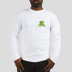 Frog - Hear No Evil! Long Sleeve T-Shirt