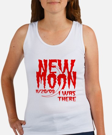 New Moon I was there Women's Tank Top