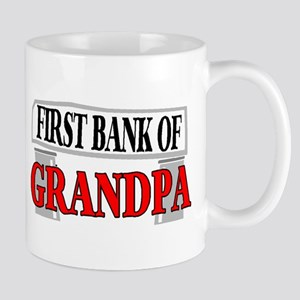 BANK OF GRANDPA Mug
