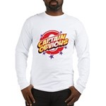 Captain Obvious Long Sleeve T-Shirt
