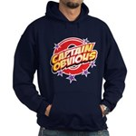 Captain Obvious Hoodie (dark)