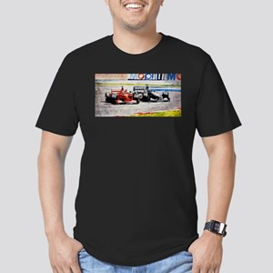 Spin! : Schumacher and Coulthard T-Shirt