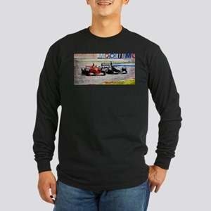 Spin! : Schumacher and Coultha Long Sleeve T-Shirt