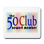 The 50 Club Mousepad