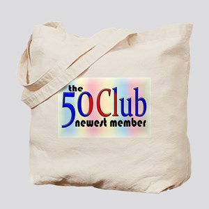The 50 Club Tote Bag