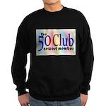 The 50 Club Sweatshirt (dark)