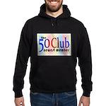 The 50 Club Hoodie (dark)