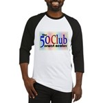 The 50 Club Baseball Jersey
