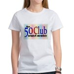 The 50 Club Women's T-Shirt
