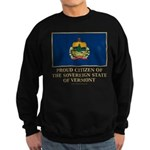 Vermont Proud Citizen Sweatshirt (dark)