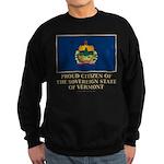 Vermont Proud Citizen Sweatshirt (dark)