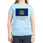 Vermont Proud Citizen Women's Light T-Shirt