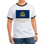 Vermont Proud Citizen Ringer T