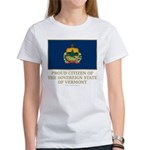 Vermont Proud Citizen Women's T-Shirt