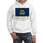 Vermont Proud Citizen Hooded Sweatshirt