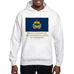 Vermont Proud Citizen Hooded Sweatshirt