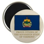 Vermont Proud Citizen Magnet