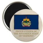 Vermont Proud Citizen Magnet