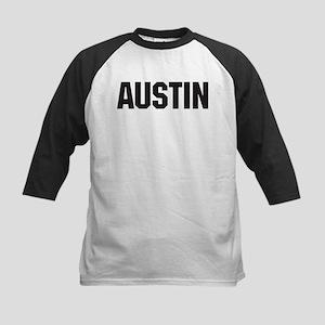 Austin, Texas Kids Baseball Jersey