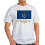 Utah Proud Citizen Light T-Shirt