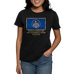 Utah Proud Citizen Women's Dark T-Shirt