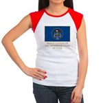 Utah Proud Citizen Women's Cap Sleeve T-Shirt