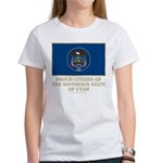 Utah Proud Citizen Women's T-Shirt