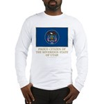 Utah Proud Citizen Long Sleeve T-Shirt