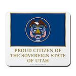 Utah Proud Citizen Mousepad