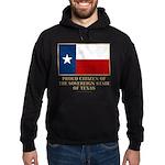 Texas Proud Citizen Hoodie (dark)